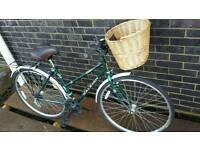 Hybrid ladies town bike RALEIGH PIONEER
