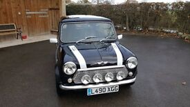 Classic Rover Mini Sprite 1994 Black MOT 27/10/2017 lots of work done, very reluctant sale
