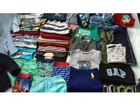 70 items of Boys clothes Toddler