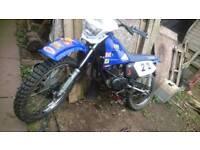 Yamaha rt 100 dt 100 rare classic 2stroke mx