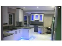 Bathrooms - kitchens - refurbishments - bespoke service