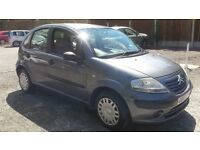1.1 c3 petrol 2003 year 116000 miles history mot 18/7/17 hpi clear 12 month aa cover