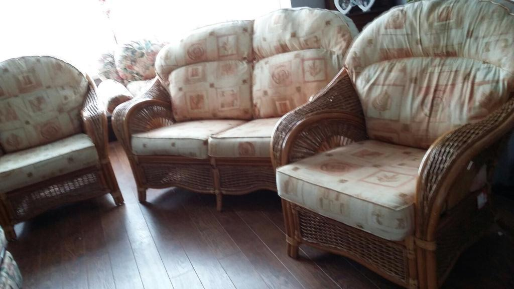 Rattan Furniture Setin Hall Green, West MidlandsGumtree - 2 x 1 Seater and 2/3 Seater Rattan sofa.Ideal for Spring / SummerIn Great condition, Hardly Used. No Longer RequiredCOLLECTION ONLY £140 ono for the lotCollectiom