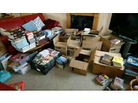 Wholesale Lot of New Books - Warehouse Clearance