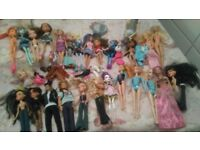 Zayn, ken, monster high, froze dolls