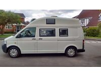 VW T5 Camper, night heater, Seitz double glazing, NOW SOLD
