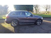 Audi Q5 2.0 TDI S Line, Special Edition. 2011, Grey, high spec