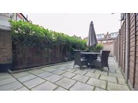 **3 DOUBLE BEDROOM FLAT** PRIVATE GARDEN!! ANGEL, ISLINGTON, N1!! GREAT VALUE, GREAT LOCATION!!
