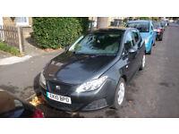 2010 SEAT Ibiza 1.4 TDi ECOmotive £0 TAX low insurance 12 months MOT