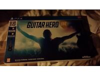 Brand new guitar hero live (PS4) 2 xbox 1 games (Fifa 17, Forza Horizon 3)