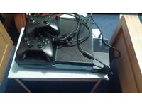 Xbox one and two games. In orginal box