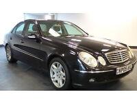 2005 MERCEDES-BENZ E CLASS 2.7 E270 CDI ELEGANCE AUTO DIESEL *2 YEARS WARRANTY*FINANCE AVAILABLE