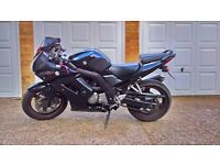 2010 Suzuki SV 650 S low milage + excellent condition + lots of extras
