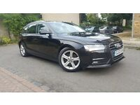 AUDI A4 TECNIKA TDIE ONE OWNER FULL SERVICE HISTORY AUDI FULLY LOADED MODEL NAVIGATION BLUTOOTH