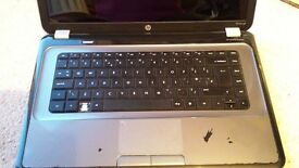 HP laptop fully working