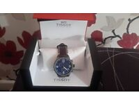Tissot mens chronograph, new unsed. With 20 month warranty