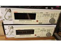 Fostex d80 digital 8 track recorder