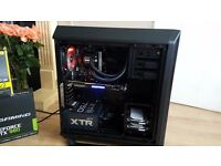 i5 4690k, GTX 980, 16GB, 2TB+240 SSD,Water Cooled Gaming PC (Beast)