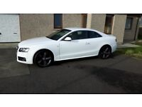 Audi A5 Coupe S Line Special Edition