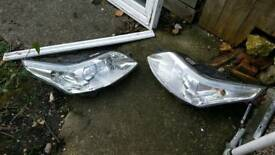 Citroen c4 tbs headlights
