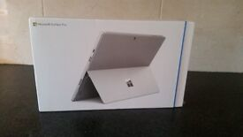 * BRAND NEW SEALED MICROSOFT SURFACE PRO 4 (12 months warranty)+ iNTEL i7 - 256 GB SSD - 8 GB RAM*