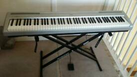 Yamaha P-85 piano keyboard - 88 Weighted Keys