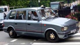 ****wanted**** metrocab ttt london taxi