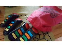 4 buzz game controllers ps3/4 reduced