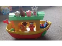 Little tikes Noah Ark