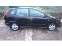 2005 NISSAN ALMERA TINO S MAYBE SWAP VAN 4X4 CAR JEEP