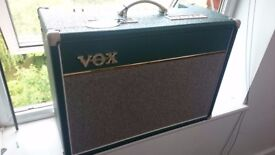 VOX AC15 C1 Green