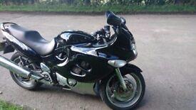SUZUKI GSXF600 KATANA 1999