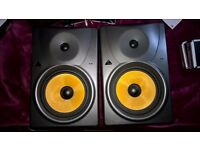 Behringer B1031A Truth 2 Way Reference Studio Monitors (Pair)