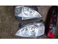 Selling CHEAP due to upgrade ! In perfect condition !!! Head lights and rear lights