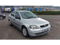 2004 (54 Reg) Vauxhall Astra 2.0 DTI 5dr For Sale, £395, Mot'd til 25/01/17 & 3 Months Warranty