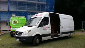 REMOVALS & TRANSPORT SERVICES - MAN AND LARGE VAN SERVICE - SOUTHAMPTON AND SURROUNDING AREAS