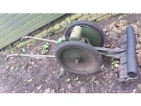 Oxford Allen Mower - a classic example and a must for a collector - in very good working order