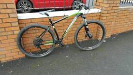 Bicycle bike Boardman 29er 2017