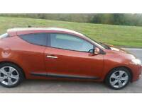 Renault megane DCI coupe ford vauxhall
