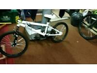 "Bmx bike never been used 20 ""wheels"