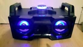 Bluetooth Wireless Boombox Speaker