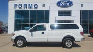 2013 Ford F150 REG CAB XLT 4X2