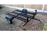 3 Motorcycle Trailer GOOD CONDITION