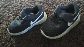 boy Nike shoes