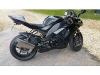 Kawasaki Zx10r Ninja Low Millage!!!