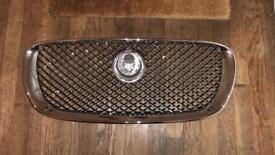 Jaguar XF 2009 Chrome Grill (Slight mark)