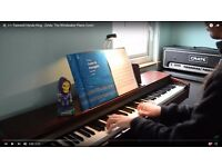 Piano Lessons - first lesson half price!