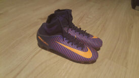 Nike football boots new size 4 , {small 4}