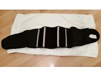 BACK SUPPORTS x 2 PLUS HAND WRAPS