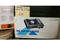 Portable Camping Stove New